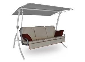 welcher stoff f r die hollywoodschaukel jetzt ansehen. Black Bedroom Furniture Sets. Home Design Ideas